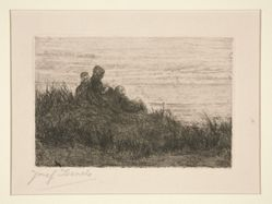 The Children on the Dunes