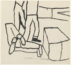 Untitled [Box with Legs]