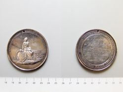 The Michigan State Agricultural Medal