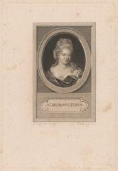 Antoinette du Ligier de La Garde Deshoulières