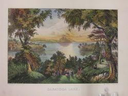Saratoga Lake.