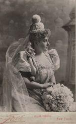 Portrait of Lillian Russel