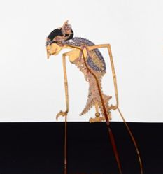 Shadow Puppet (Wayang Kulit) of Sinto, from the consecrated set Kyai Nugroho