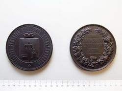 Tin Medal from Russia
