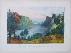 The Outlet of Niagara River