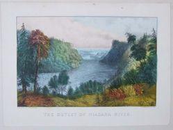 The Outlet of Niagara River