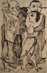 Two Dancing Couples (Zwei Tanzpaare)