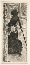 Au Louvre: La Peinture (Mary Cassatt) [At the Louvre: Painting (Mary Cassatt)]