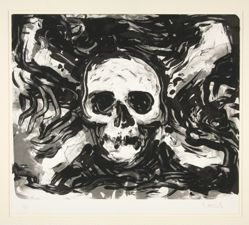 Untitled [skull]