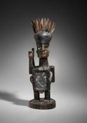 Human Figure (Nkondi)