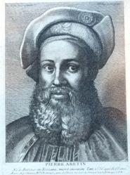 Portrait of Pietro Aretino (1492–1556)