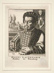 Hanns Lautensack, Painter of Nuremberg