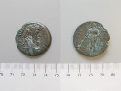 Copper of Marcus Aurelius from Alexandria