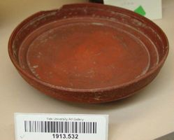 Plate or bowl