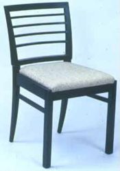 Side chairs (set of six)