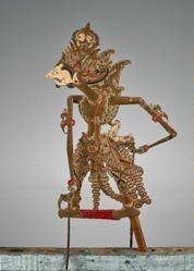 Puppet (Wayang Klitik) of Baladewa