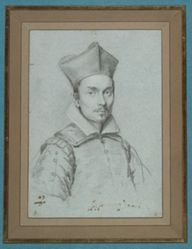 Portrait of an Ecclesiastic, perhaps of the Mignanelli family