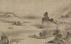 Eight Views of the Xiao-Xiang Region (Shōshō Hakkei)