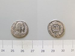 Silver of Gunthamund from Carthage