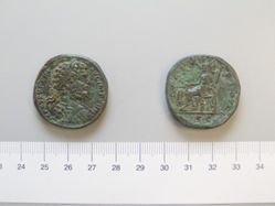 Bronze sestertius of Septimius Severus