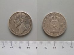 Gulden of William II of the Netherlands