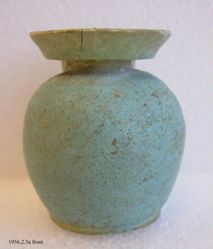 Turquoise blue pitcher