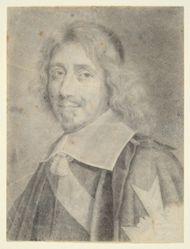 Portrait of Michel le Tellier