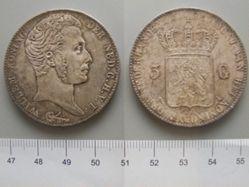 3 Gulden of William I of the Netherlands