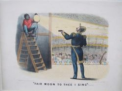 """""""Fair Moon to Thee I Sing."""""""
