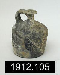 Cylindrical juglet