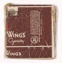 Untitled book (Wings)