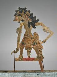 Puppet (Wayang Klitik) of Rama Bargawa