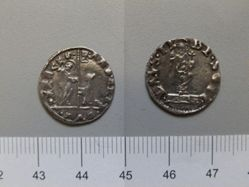 4 Soldo coin of Andrea Gritti from Venice
