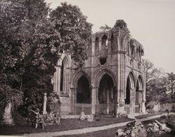 Scotts Tomb, Dryburg Abbey