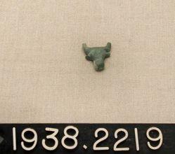 Bronze Bull Head