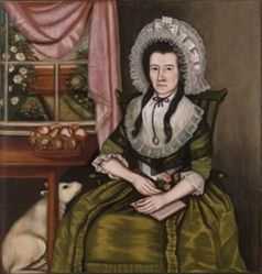 Mrs. Hezekiah Beardsley (née Elizabeth Davis, 1748/49–1790)