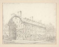 Connecticut Hall: Yale University