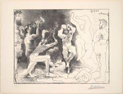 La danse des faunes (The Fauns Dance)