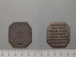 Siege Coinage of the Spanish Netherlands from Haarlem