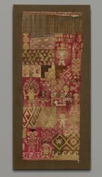 Sampler tapestry