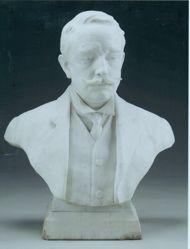 Bust of Wallace L. Pierce