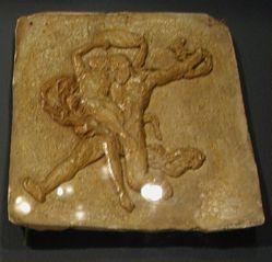 Satyr and Maenad