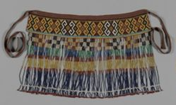 Dancer's Apron (Sassang)