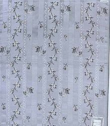 Reproduction of Louis XVI fancy compoud cloth, brocaded
