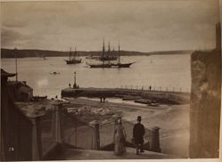 Man O' War Dock, Sydney, from the album [Sydney, Australia]