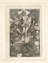 The Resurrection, from The Small Passion