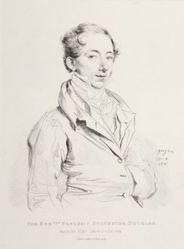 Portrait of Hon. Frederick Sylvester North Douglas