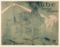 L'Aube, revue illustrée, 26 quai d'Orléans