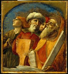 David, Moses, and Two Prophets