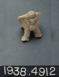 Terracotta figurine